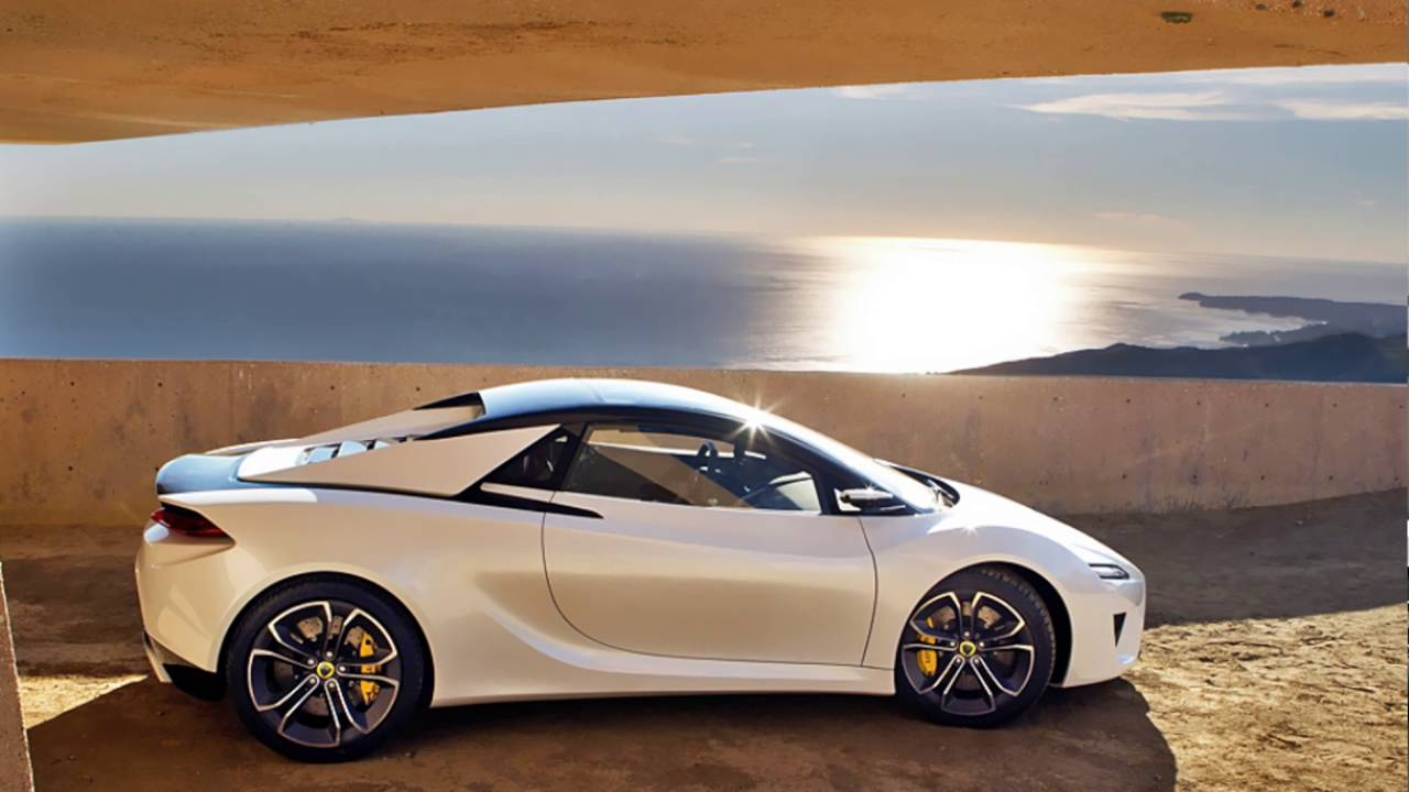 2018 lotus elise sport luxury redesign concept changes - youtube