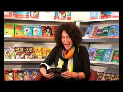 Francesca Simon reads from Horrid Henry Rocks