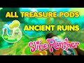 How to find All Treasure Pods in Ancient Ruins | Slime Rancher