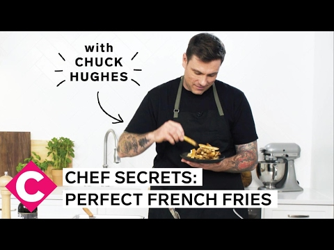 Chuck Hughes' Chef Secrets  Perfect French Fries