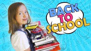 Back to school 2019 СНОВА В ШКОЛУ Покупка канцелярии