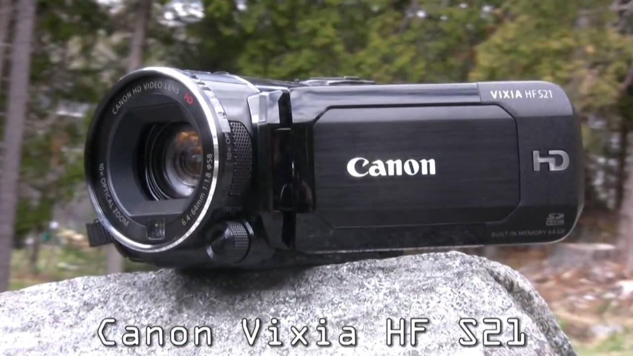 canon vixia hf s21 review youtube rh youtube com canon legria hf s20 manual canon vixia hf20 manual