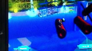 Me Playing Wipeout as John Anderson 3