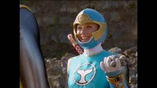 "Power Rangers Ninja Storm - Tori vs Kapri and Marah | Episode 9 ""Snip It, Snip It Good"""