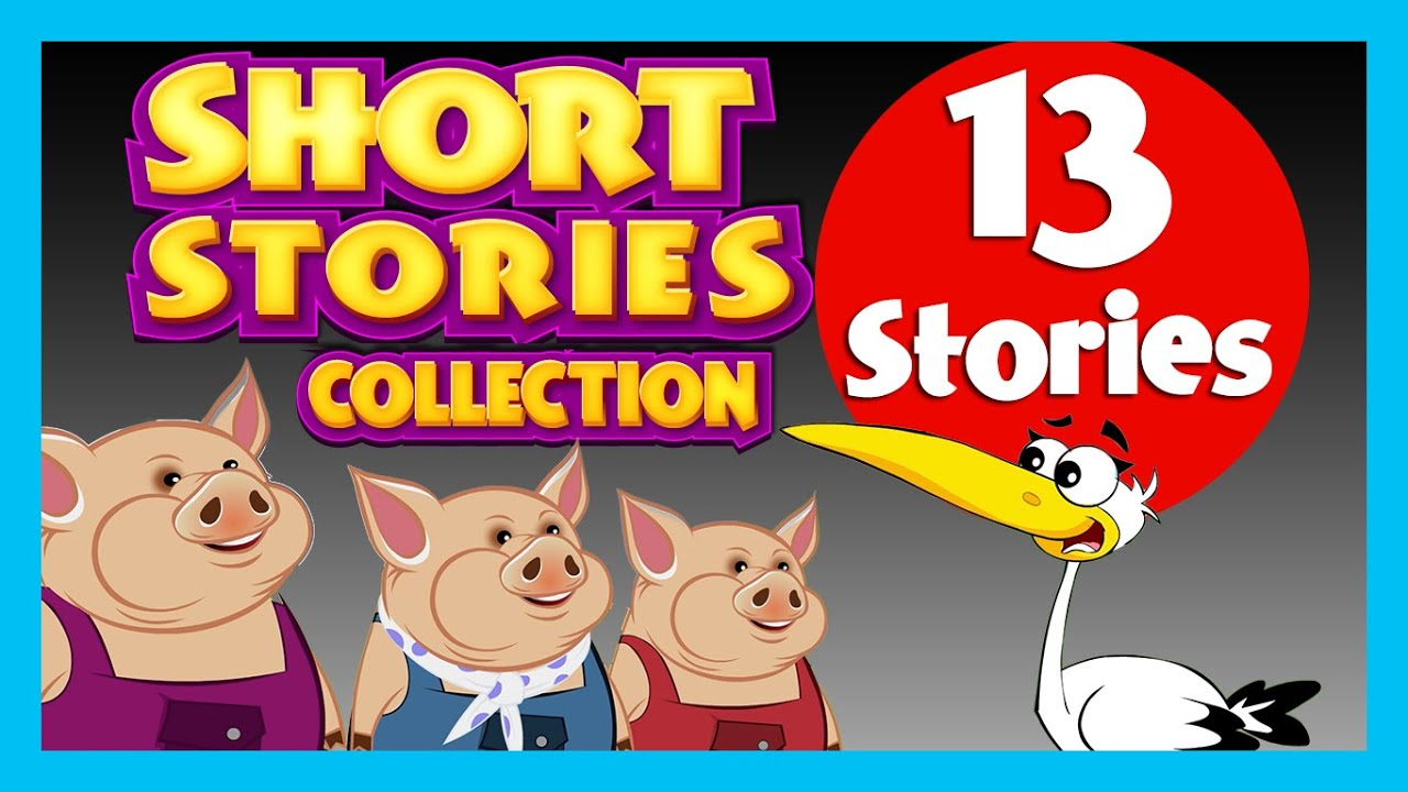 Worksheet Short Stories For Kids Grade 2 short story for children in english 13 moral stories bedtime youtube