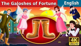 Galoshes of Fortune in English | Story | English Fairy Tales