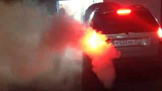 Правильная замена турбины на Volvo XC 90. День 1. Прикол