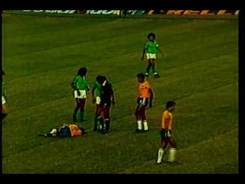 08/06/1980 Brazil v Mexico