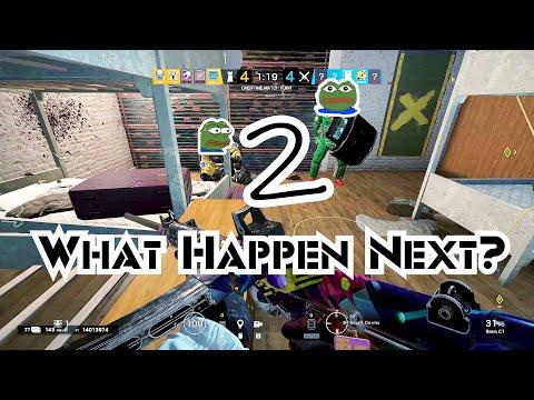 What Happened Next   GMV   Rainbow Six Siege