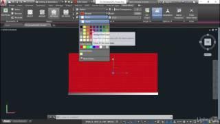 تطبيق ألوان الخلفية يفقس أنماط | أوتوكاد: 2D & 3D الارتفاعات من ينكدين التعلم