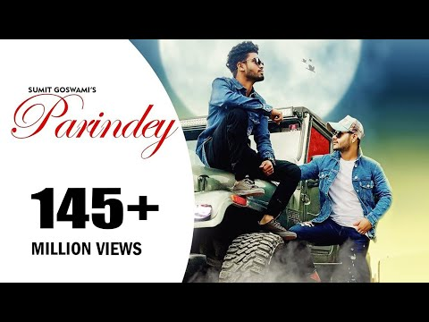 PARINDEY (OFFICIAL) | SUMIT GOSWAMI | SHANKY GOSWAMI | New Haryanvi Songs Haryanavi 2019 | SONOTEK