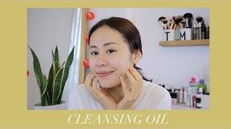 4 sai lầm thường gặp về Cleansing Oil | Mailovesbeauty