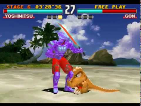 Tekken 3 Gold Cup India Talha Yoshi Greatest Part 1 Youtube