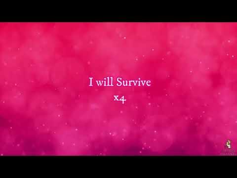 Earnest Pugh - I will Survive | Lyrics