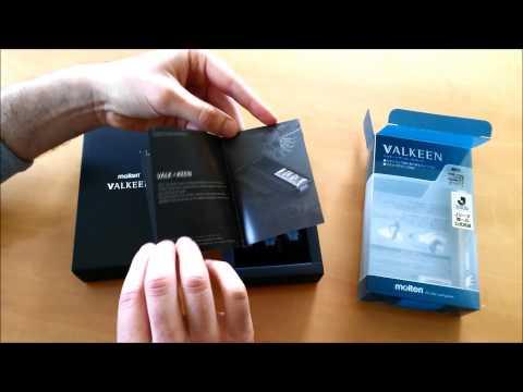 Unboxing Molten Valkeen Premium Referee Whistle