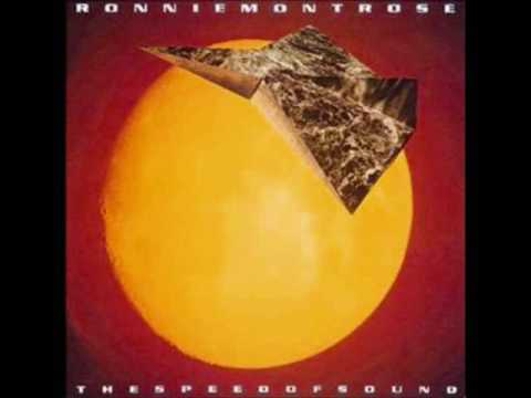 Ronnie Montrose- Chestnut Cabaret Philadelphia, Pa 8/10/88