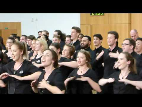 NZ Youth Choir - opening concert IFAS 2016