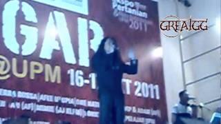 Sepi Rindu ~ Ali  (live @ UPM serdangg)