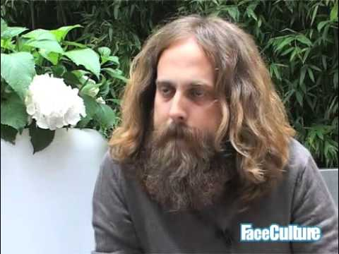 Iron & Wine 2007 interview - Sam Beam (part 1)