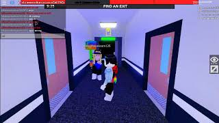 The latest exit record ever made!! -- Roblox Flee The Facility