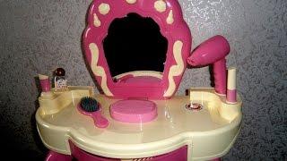 Детский столик для макияжа Орион (Orion) - обзор, или что подарить девочке