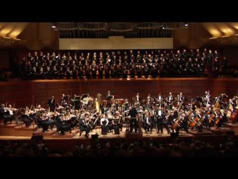 New SF Symphony Recording of Beethoven Symphony No. 9