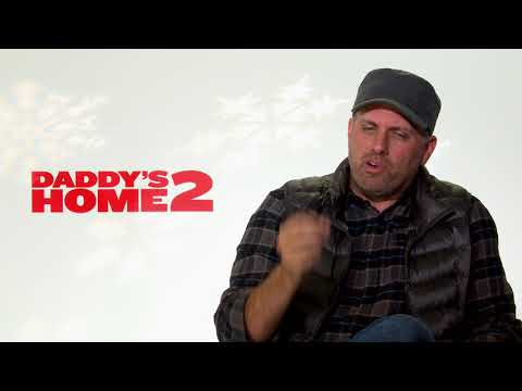 Daddy's Home 2  || Sean Anders - Director Generic Interviews|| #SocialNews.XYZ