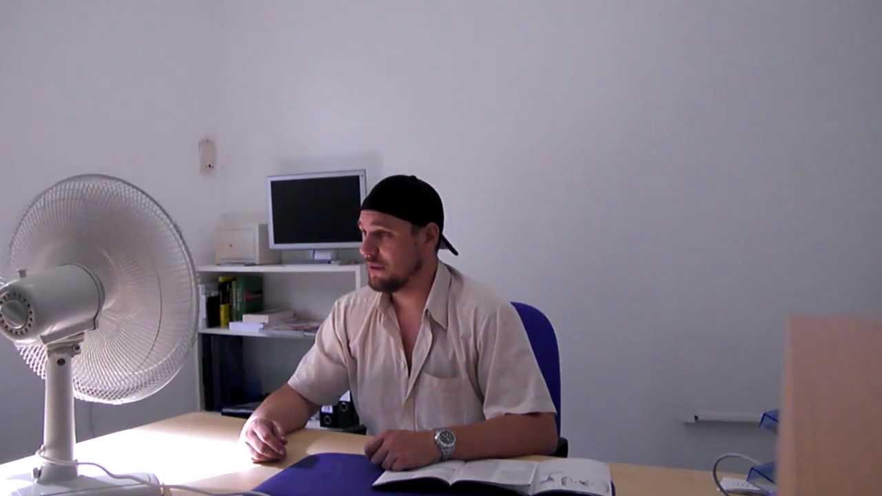 Test Ventilator Duracraft - YouTube