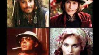 """""""Johnny Depp Appreciation Song"""" w/Lyrics"""