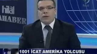 Gambar cover Hilal TV - 1001 İcat Amerika Yolcusu