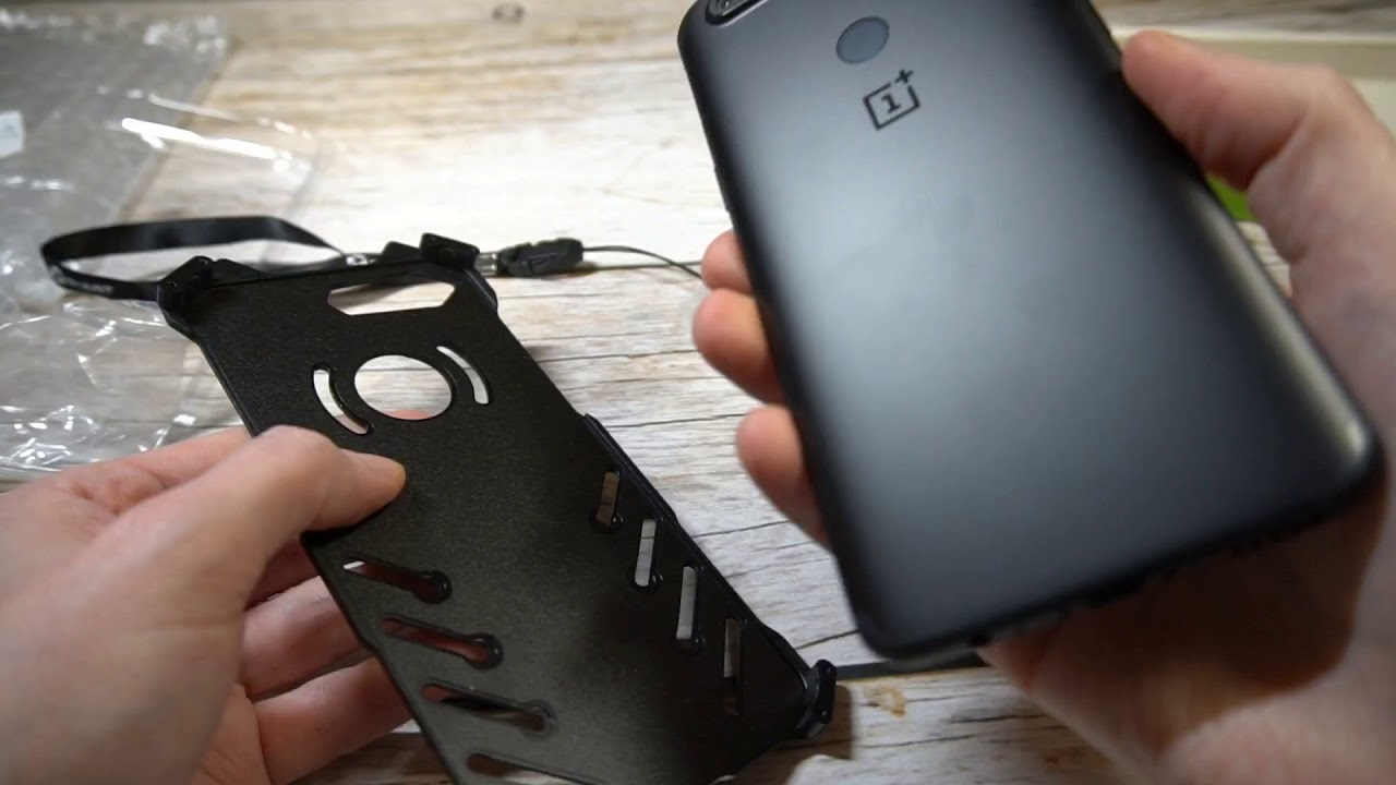uk availability 4a77d cccc2 Armor King R-Just Batman Aluminum Shell Metal Case For OnePlus 5T Review