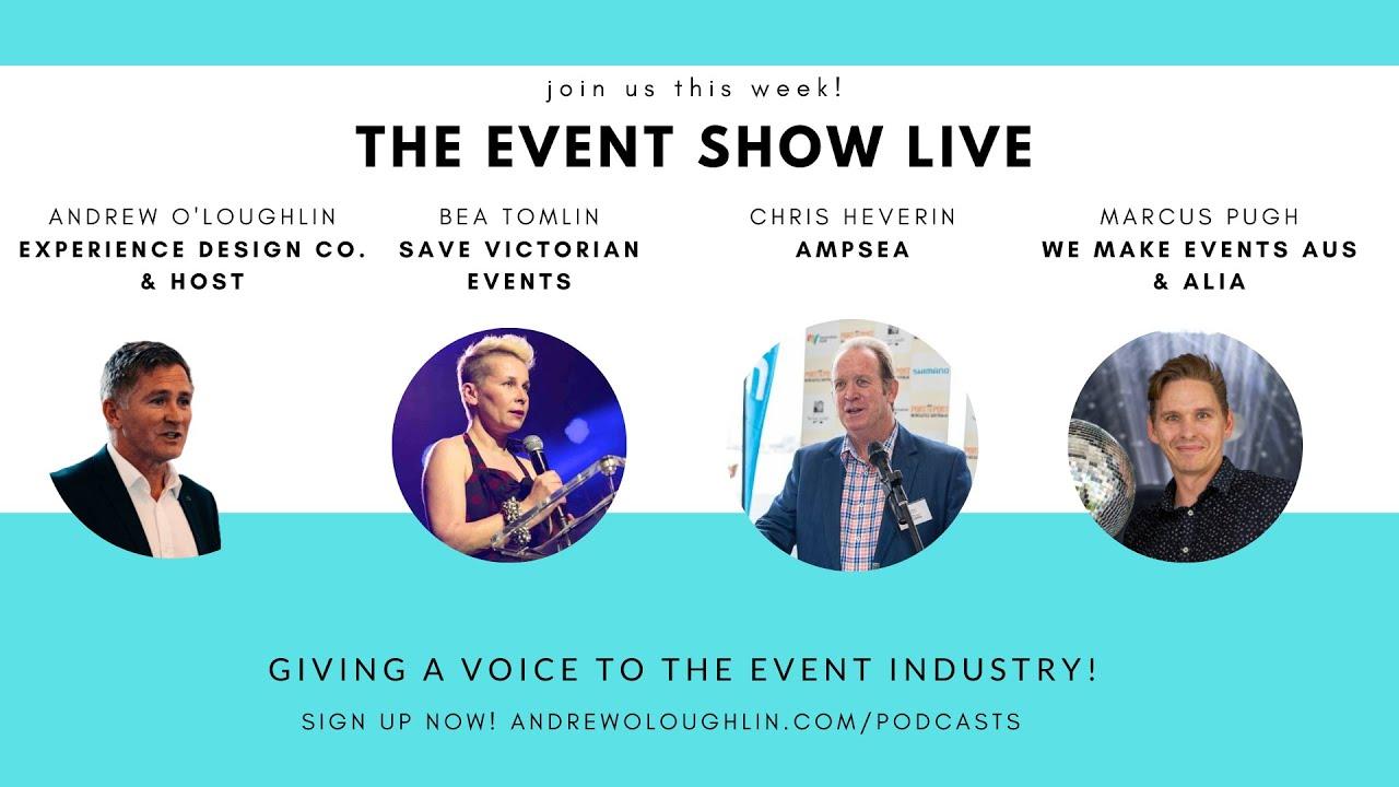 The Event Show LIVE - Session 12 -  September 25