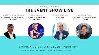 The Event Show LIVE - Session 12 -  September 25