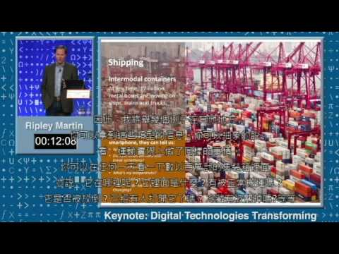Produce Digital Technologies Transforming Healthcare 繁中