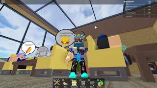 ROBLOX Restaurant Tycoon-now we have kids in our restaurant