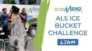 OTM ALS Ice Bucket Challenge - Liam #ALSIceBucketChallenge