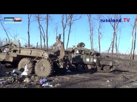 Der Donbass nach