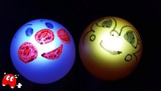 アンパンマン アニメテレビ&おもちゃ アンパンマンとドキンちゃんのオシャレなお絵かきルームランプを作ってみたよ thumbnail