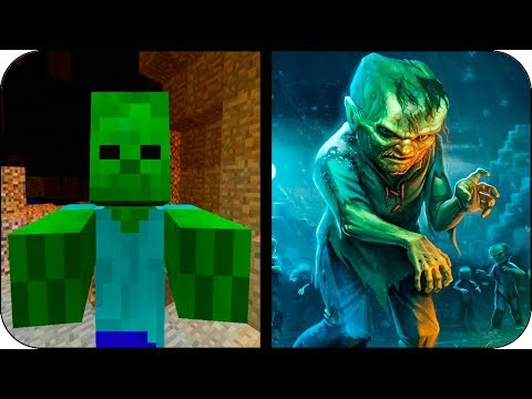 MINECRAFT IN REAL LIFE COMPILATION 1 | MINECRAFT ANIMATION