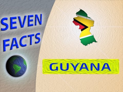 7 Facts about Guyana