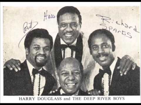Harry Douglass & Group (Deep River Boys) - Oh Well-A-Watcha Gonna Do - RCA Victor 47-7195 - 1958