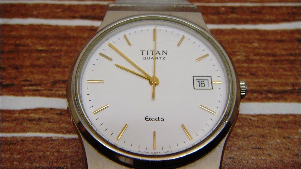 Часы titan quartz 185c-99