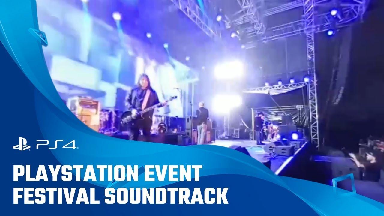 Festival Soundtrack | Event | PlayStation