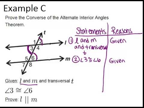 Alternate interior angles examples geometry concepts - Define exterior angle of a polygon ...