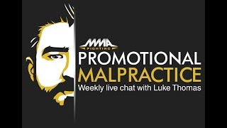 Live Chat: May-Mac News, Frank Mir to Bellator, Tony Ferguson vs. Kevin Lee