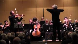 J  Brahms Concerto For Violin, Violoncello and Orchestra a minor Op  102 1st movement
