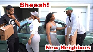 "Meet The New Neighbors! ""Why Would You Say That!"" w/ @Tiffany La'Ryn"