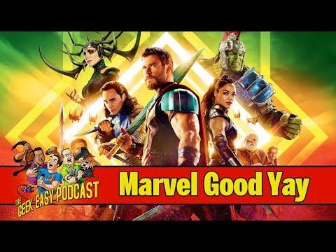 Thor: Ragnarok Review   Marvel Good Yay Ep. 17