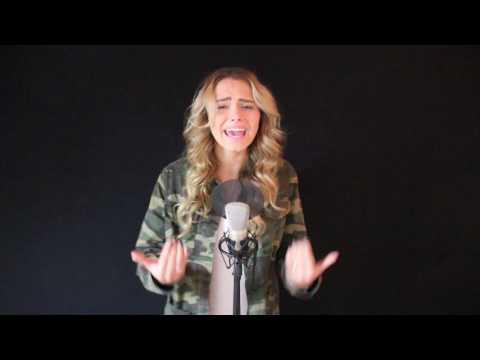 Yellow Claw feat. Yade Lauren - Love & War Official Cover Demi van Wijngaarden