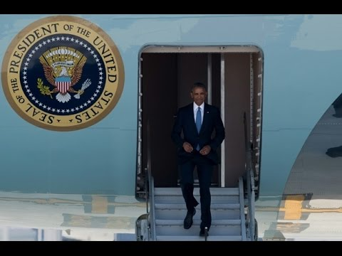 China Gives Obama no Red Carpet Treatment!!!